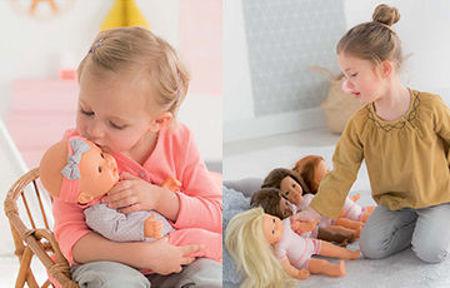 Image de la catégorie Poupons et poupées