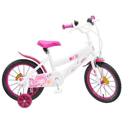 "Image de vélo mermaid girl bike 16"""