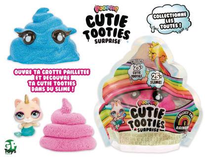 Image de Cutie Tooties - Asst. en présentoir 16pcs