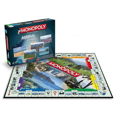 Image de Méga Monopoly France WM0157