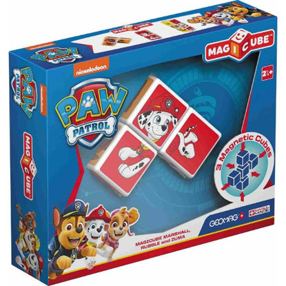 Image de MAGICUBE Paw Patrol  Marshall's Fire Truck