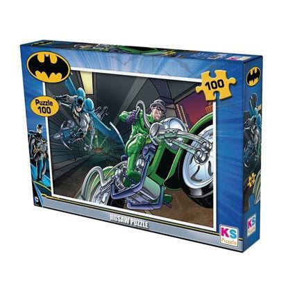 Image de Puzzle Batman 100 pcs