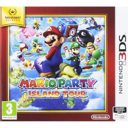 Image de JEUX  3DS MARIO PARTY ISLAND TOUR NEUF
