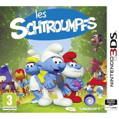 Image de Les Schroumpfs Jeu 3DS