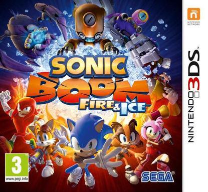 Image de jeu 3ds sonic boom
