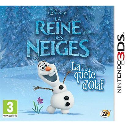 Image de JEU 3DS LA REINE DES NEIGES