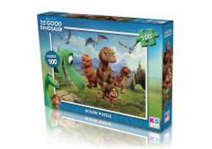Image de Puzzle Good dino 100pcs