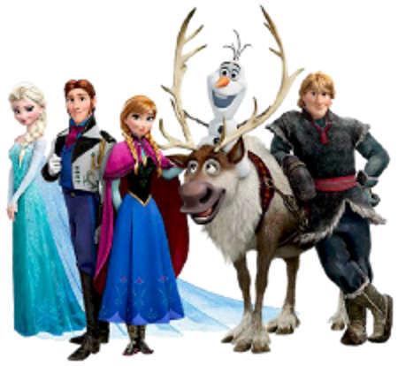 Image de la catégorie La reine des neiges