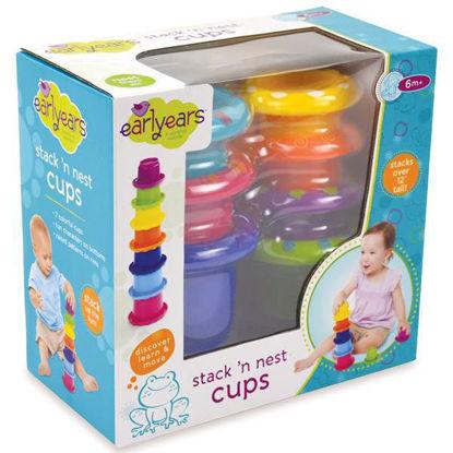 Image de STACK 'N NEST CUPS (10L)