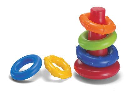 Image de ROCK'N STACK RINGS (10L)