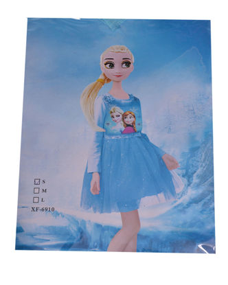 Image de Déguisement Frozen : S/M/L