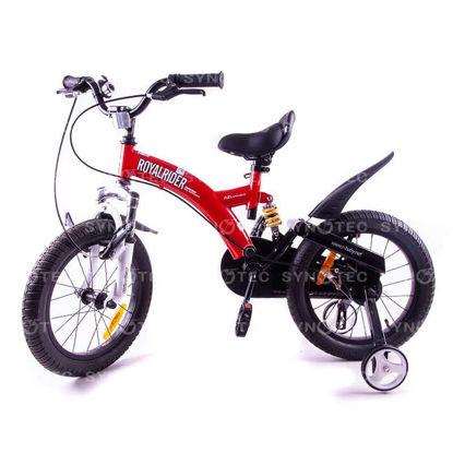 "Image de vélo  suspension kids bike 16"""