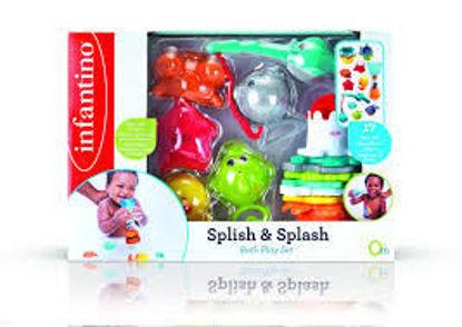 Image de SPLISH & SPLASH BATH PLAY SET