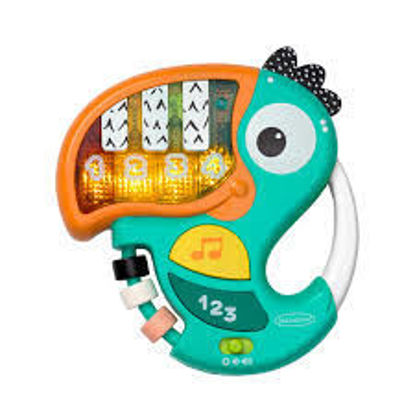 Image de PIANO & NUMBERS LEARNING TOUCAN(MUSIC) (10L)