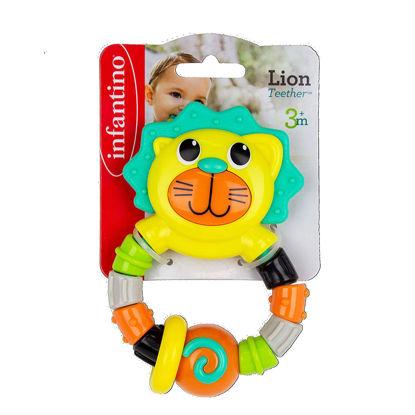 Image de LION TEETHER (10L)