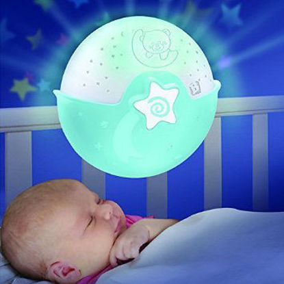 Image de WOM SOOTHING LIGHT & PROJECTOR (BLUE) (8L)