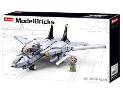 Image de Sluban - Modern Jet Fighter