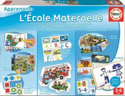 Image de L'ÉCOLE MATERNELLE 17064