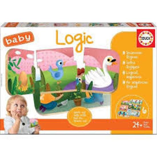 Image de Puzzle Baby Logic 18120
