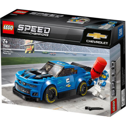 Image de lego speed  chevrolet