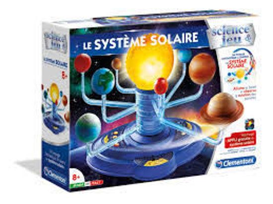 Image de LE SYSTEME SOLAIRE