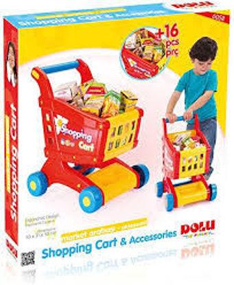 Image de Super Chariot-Caddy avec accessoires