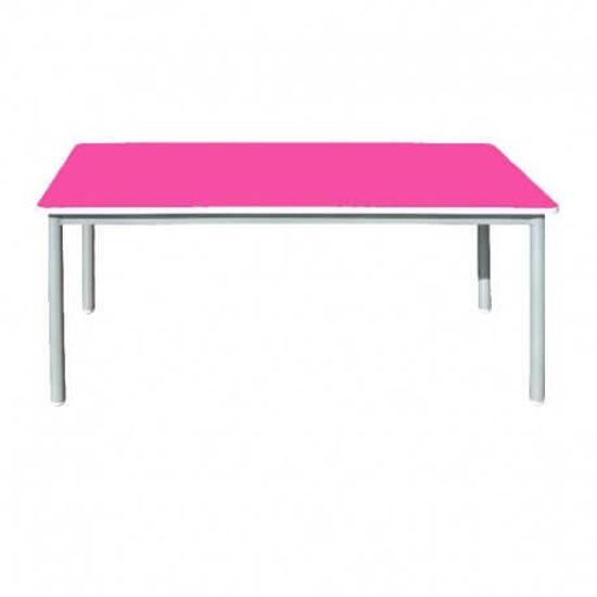 Image de TABLE MATERNELLE RECTANGULAIRE L:120;P:80;H:52cm