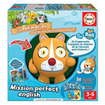 Image de Les Animalins: Mission perfect english 17325