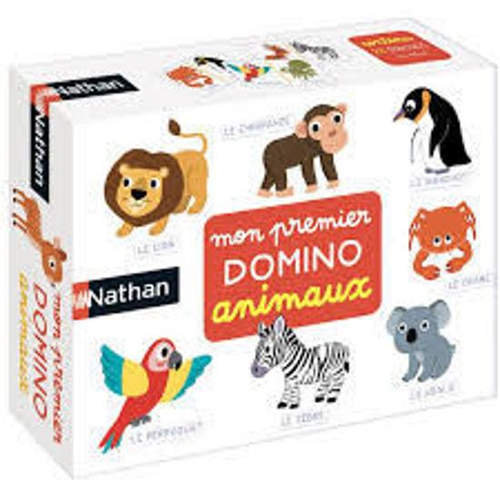 Image de Mon premier domino animaux