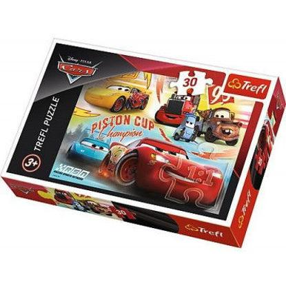 Image de puzzle cars 30 pcs