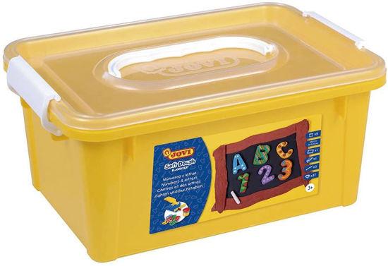 Image de JOVI BOX CHIFFRE ET  LETRRE 474