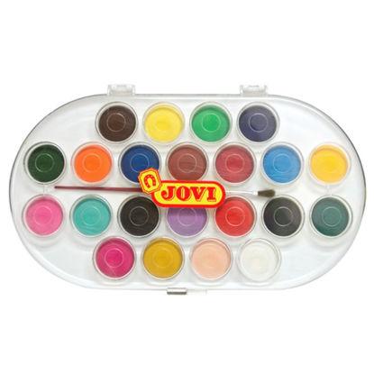 Image de jovi aquarelle 22 pastille 30mm 830/22