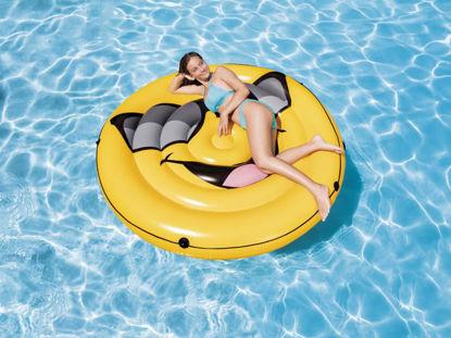 Image de Matlats a piscine smile