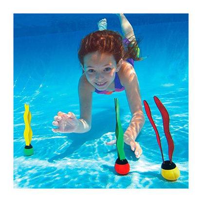 Image de Jeux de plongée 3 balles lestées