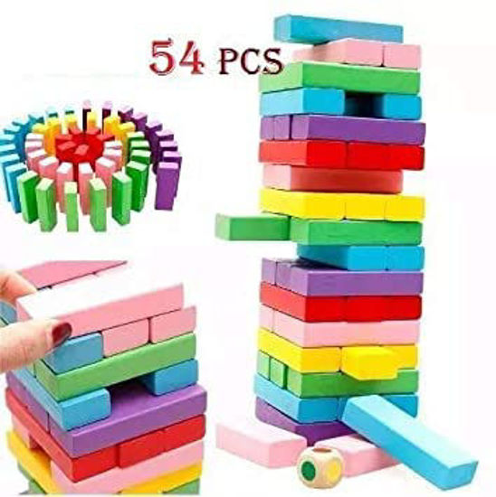 Image de BIG SIZE COLORFUL STACKING TOYS