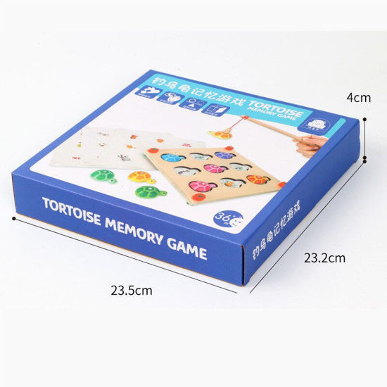 Image de TORTOISE MEMORY GAME