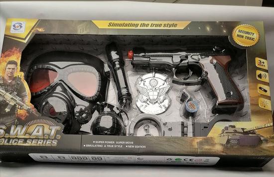 Image de set de police