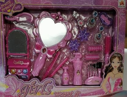 Image de accessoires pour fille