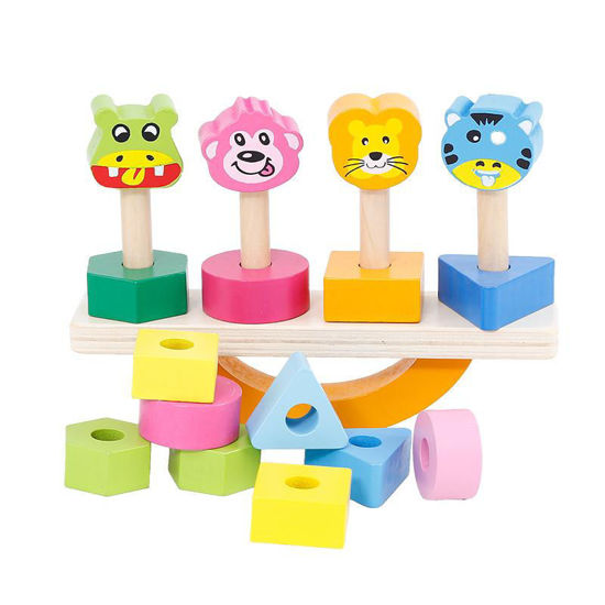 Image de balancing blocks
