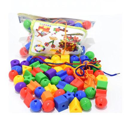Image de plastic blocks 500 g