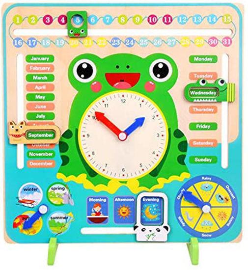 Image de Multi functional calendar clock