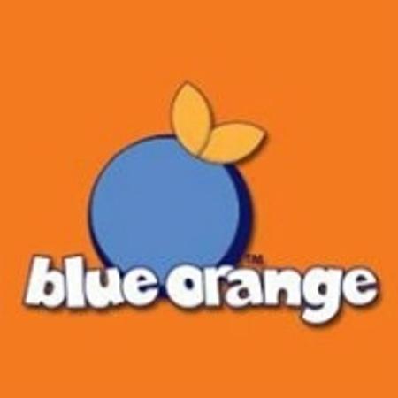 Image de la catégorie Bleu orange