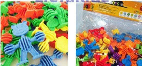 Image de plastic bocks 500g ak351