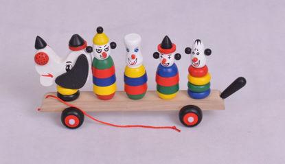 Image de comedian clown trailer ak288