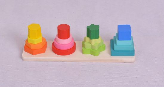 Image de geometric four column ak312