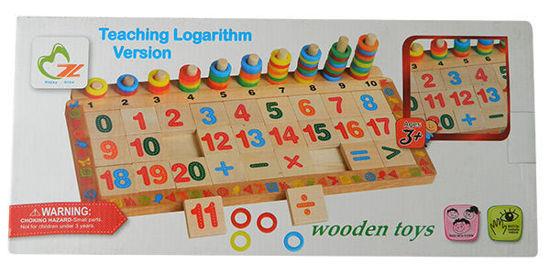 Image de planche de logarithme ak270