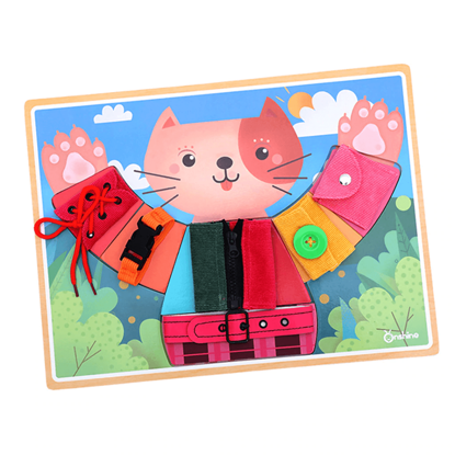 Image de BASIC SKILLS BOARD - PETITE ROBE POUR CHATS