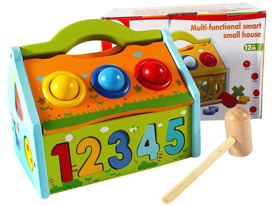 Image de Multi function smart small house ak342