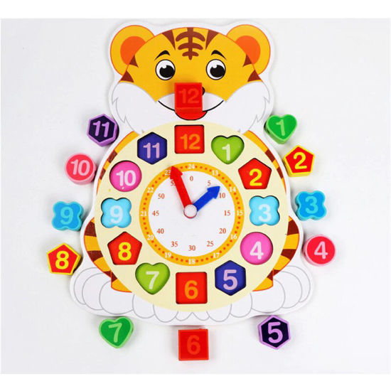 Image de Animal clock beads ak172