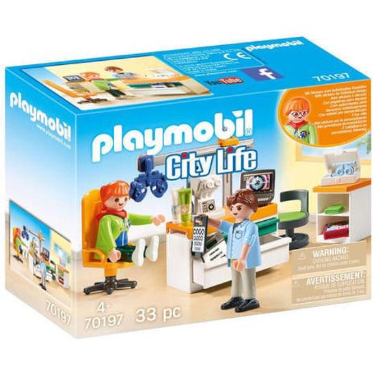 Image de playmobil eye doctor